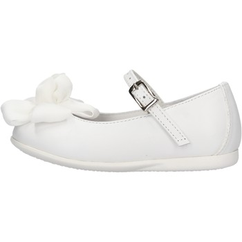 Zapatos Niño Deportivas Moda Platis - Ballerina bianco P2076-10 BIANCO