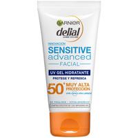 Belleza Protección solar Garnier Sensitive Advanced Gel Facial Spf50+  50 ml