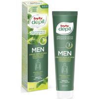Belleza Hombre Cuidados manos & pies Byly Depil Men Crema Depilatoria  200 ml