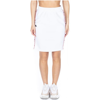 textil Mujer Faldas Kappa AUTHENTIC JPN BALOMA 906-white-red-black
