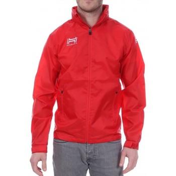 textil Hombre Cortaviento Hungaria  Rojo