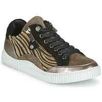 Zapatos Mujer Zapatillas bajas Regard IDEM V6 CRIS TAUPE Marrón