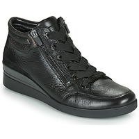 Zapatos Mujer Zapatillas altas Ara LAZIO-ST-HS Negro