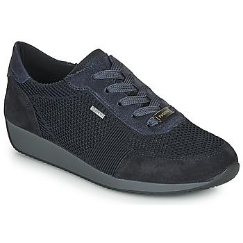 Zapatos Mujer Zapatillas bajas Ara LISSABON-FUSI4-GOR Negro