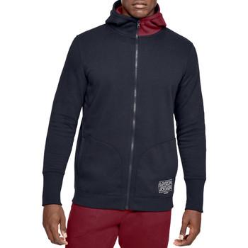 textil Hombre Sudaderas Under Armour Baseline Fleece FZ Hoodie 1343006-002