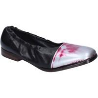 Zapatos Mujer Bailarinas-manoletinas Moma BM518 negro