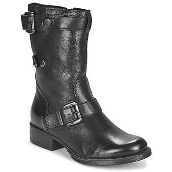 Zapatos Mujer Botas de caña baja Dream in Green NARAMEL Negro