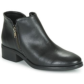 Zapatos Mujer Botas de caña baja Dream in Green NASTILLE Negro