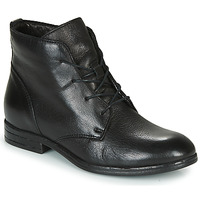 Zapatos Mujer Botas de caña baja Dream in Green  Negro