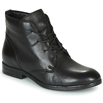 Zapatos Mujer Botas de caña baja Dream in Green NERGLISSE Negro