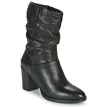 Zapatos Mujer Botas urbanas Dream in Green  Negro