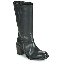 Zapatos Mujer Botas urbanas Dream in Green NISCUIT Negro