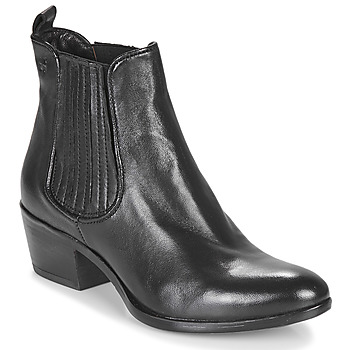 Zapatos Mujer Botines Dream in Green NWIZZLER Negro