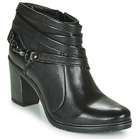 Zapatos Mujer Low boots Dream in Green NEGUS Negro