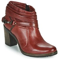 Zapatos Mujer Low boots Dream in Green NEGUS Burdeo