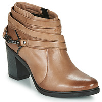 Zapatos Mujer Low boots Dream in Green NEGUS Marrón