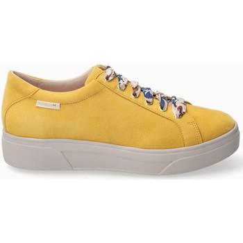 Zapatos Mujer Zapatillas bajas Mephisto FANYASILK Amarillo