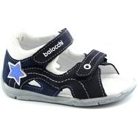 Zapatos Niños Sandalias Balocchi BAL-E20-102156-BL-a Blu