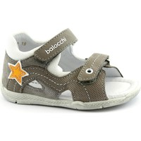 Zapatos Niños Sandalias Balocchi BAL-E20-102156-TO-b Grigio