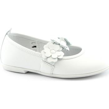 Zapatos Niña Bailarinas-manoletinas Balocchi BAL-E20-101686-BI-b Bianco