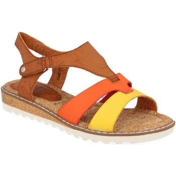 Zapatos Mujer Sandalias Kylie K2002104 Mostaza