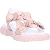 Zapatos Mujer Sandalias Jeannot 37138 Multicolore