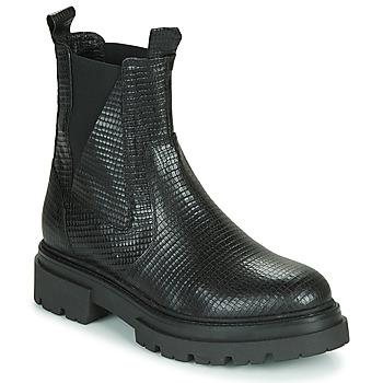 Zapatos Mujer Botas de caña baja Fericelli NATO Negro