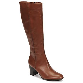 Zapatos Mujer Botas urbanas Fericelli NAVAROIS Camel
