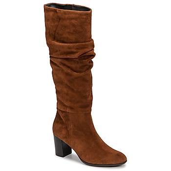 Zapatos Mujer Botas urbanas Fericelli NEIGNET Camel