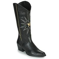 Zapatos Mujer Botas urbanas Fericelli NISCOME Negro / Oro