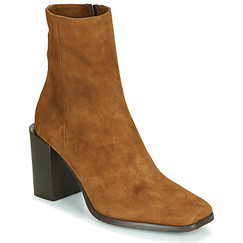 Zapatos Mujer Botines Fericelli NRETZEL Camel