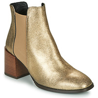 Zapatos Mujer Botines Fericelli NIOCHE Oro
