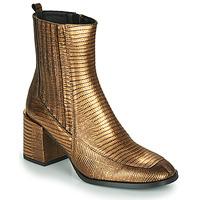 Zapatos Mujer Botines Fericelli NAKE Oro