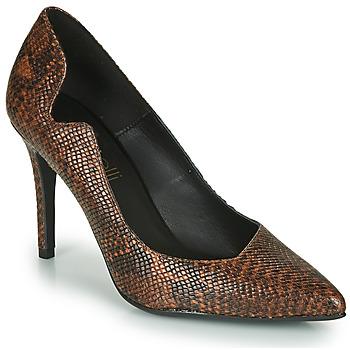 Zapatos Mujer Zapatos de tacón Fericelli NANELE Marrón