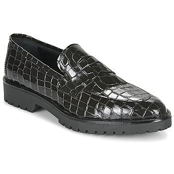 Zapatos Mujer Mocasín Fericelli NORNUELLE Negro
