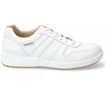 Zapatos Hombre Zapatillas bajas Mephisto VITO Blanco