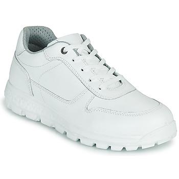 Zapatos Mujer Zapatillas bajas Casual Attitude NABEILLE Blanco