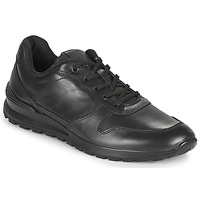 Zapatos Hombre Zapatillas bajas Casual Attitude NOUCHE Negro