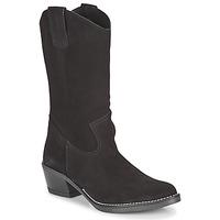 Zapatos Mujer Botas urbanas Casual Attitude NESCARGO Negro