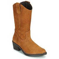 Zapatos Mujer Botas urbanas Casual Attitude NESCARGO Camel