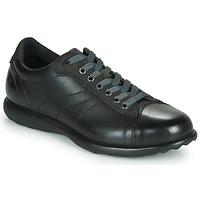 Zapatos Hombre Derbie Casual Attitude NOLEOPTER Negro