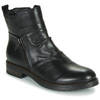Zapatos Mujer Botas de caña baja Casual Attitude NERMITE Negro