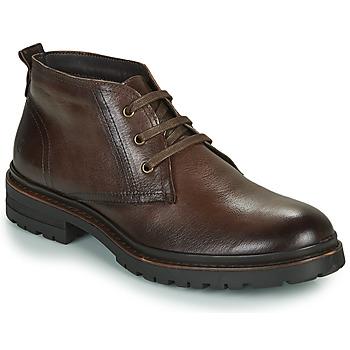 Zapatos Hombre Botas de caña baja Casual Attitude NENDAME Marrón