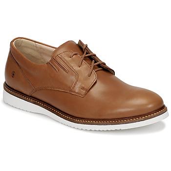 Zapatos Hombre Derbie Casual Attitude NOCCINEL Marrón