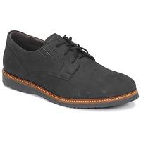 Zapatos Hombre Derbie Casual Attitude NOCCINEL Negro