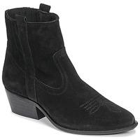 Zapatos Mujer Botines Casual Attitude NAUTERELLE Negro