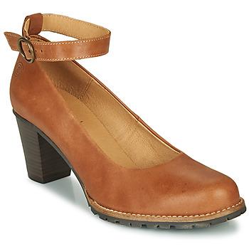 Zapatos Mujer Zapatos de tacón Casual Attitude JALAYELE Camel