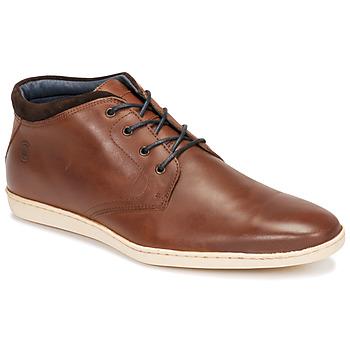 Zapatos Hombre Botas de caña baja Casual Attitude CALER Camel / Marrón