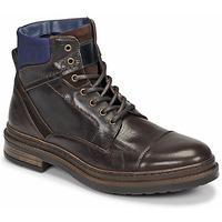 Zapatos Hombre Botas de caña baja Casual Attitude NYSOPE Marrón