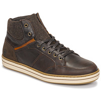 Zapatos Hombre Zapatillas altas Casual Attitude NOURDON Marrón